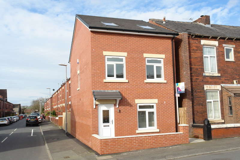 4 Bedrooms Detached House for sale in Jones Street, Royton
