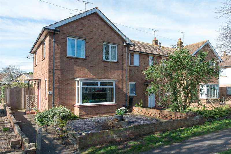 3 Bedrooms End Of Terrace House for sale in Linksfield Road, Westgate-On-Sea