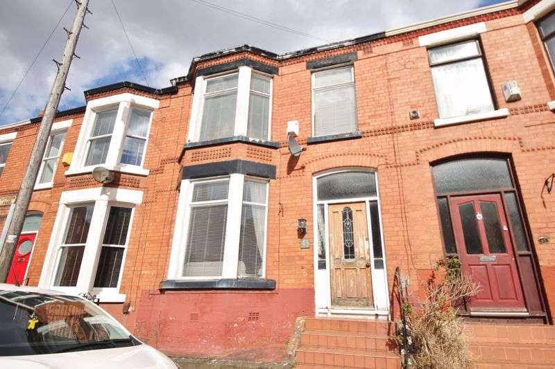 3 Bedrooms Property for sale in Lyttelton Road, Liverpool