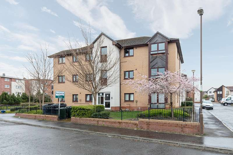2 Bedrooms Ground Flat for sale in Southhouse Drive, Edinburgh, EH17 8FH