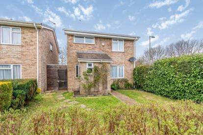 4 Bedrooms Detached House for sale in Calmore, Southampton, Hampshire