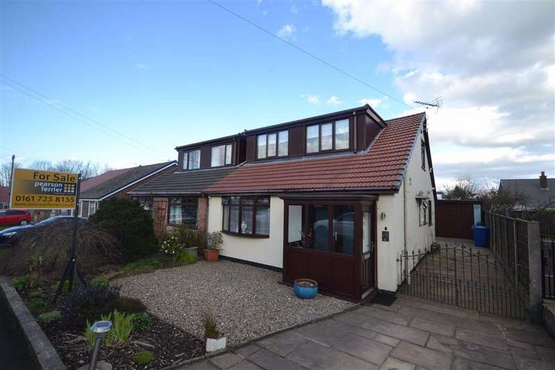 3 Bedrooms Semi Detached House for sale in Strangford Street, Manchester, M26