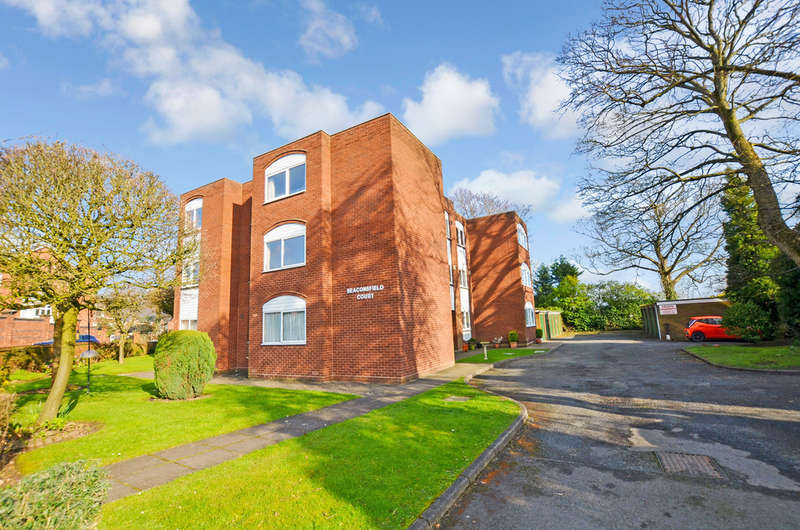 2 Bedrooms Flat for sale in Beaconfield Court, Princes Avenue, Walsall