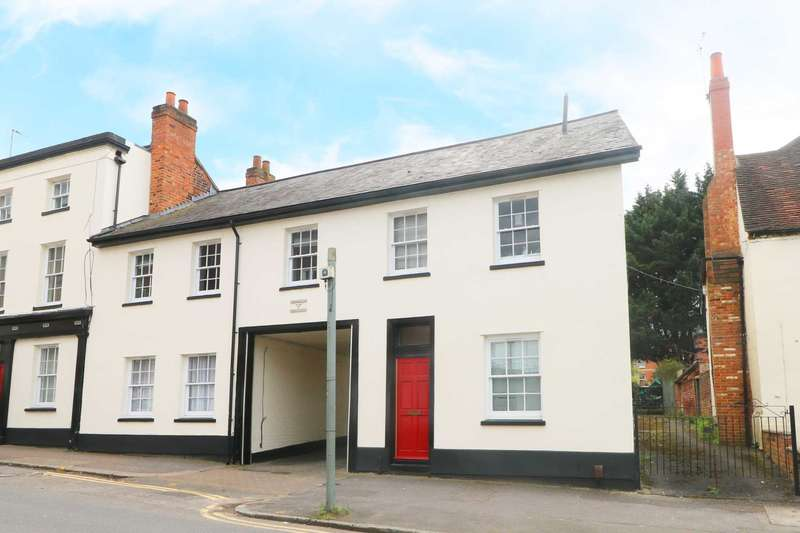 1 Bedroom Flat for sale in Southampton Street, Reading