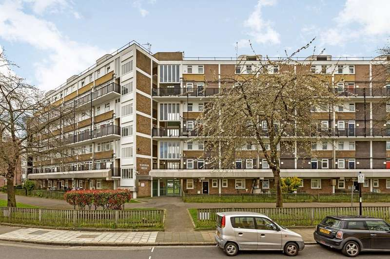 2 Bedrooms Flat for sale in Upper Tulse Hill, London SW2