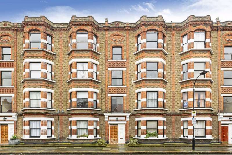 1 Bedroom Flat for sale in Kingwood Road, Fulham, London
