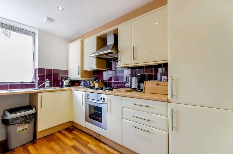 1 Bedroom Flat for sale in Gascony Avenue, West Hampstead, NW6