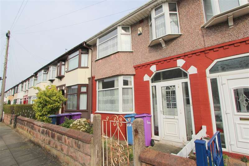 3 Bedrooms Terraced House for sale in Aberdale Road, Old Swan, Liverpool