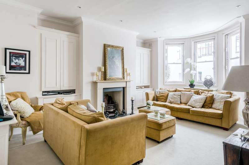 3 Bedrooms Flat for sale in Altenburg Gardens, Clapham Junction, SW11
