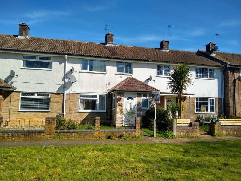3 Bedrooms House for sale in Approaching 950 Sq Ft in HP1 with NO UPPER CHAIN