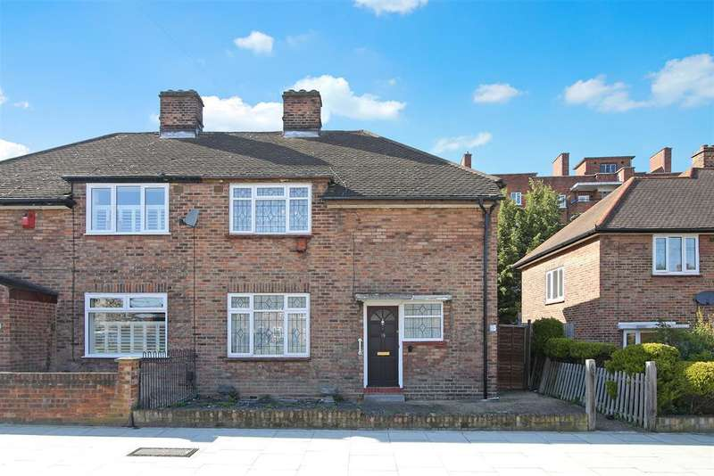 3 Bedrooms Semi Detached House for sale in Blanchdown , SE5 8HT