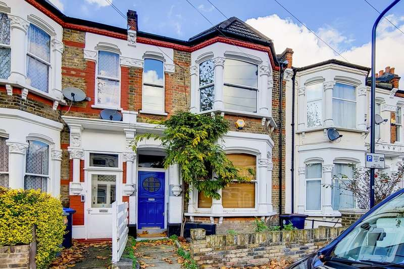 2 Bedrooms Ground Flat for sale in Mostyn Gardens, Kensal Rise NW10
