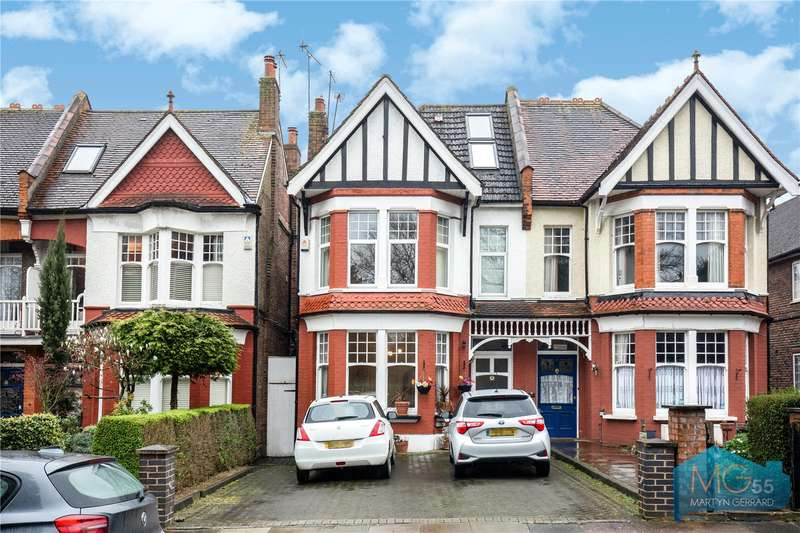 2 Bedrooms Apartment Flat for sale in Park View Road, Finchley, London, N3