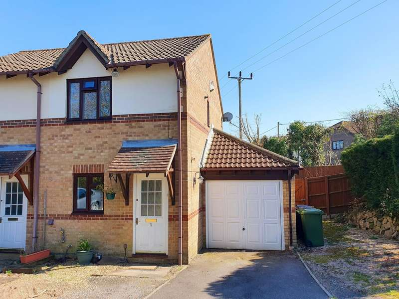 2 Bedrooms House for sale in Aintree Close, Horton Heath, Eastleigh, SO50