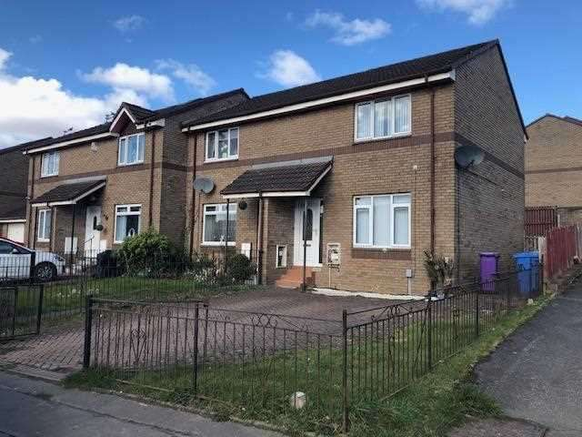 2 Bedrooms End Of Terrace House for sale in Tillycairn Drive, Glasgow