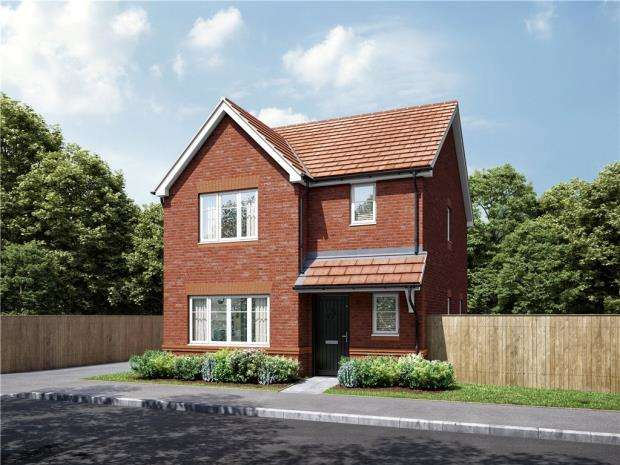 3 Bedrooms Detached House for sale in Whalleys Road, Skelmersdale, Lancashire