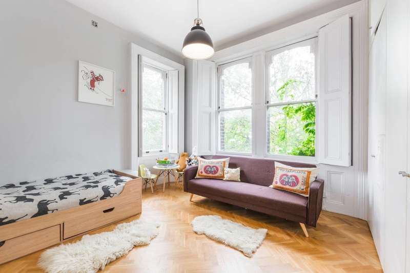 2 Bedrooms Flat for sale in Hazelville Road, Crouch End, N19