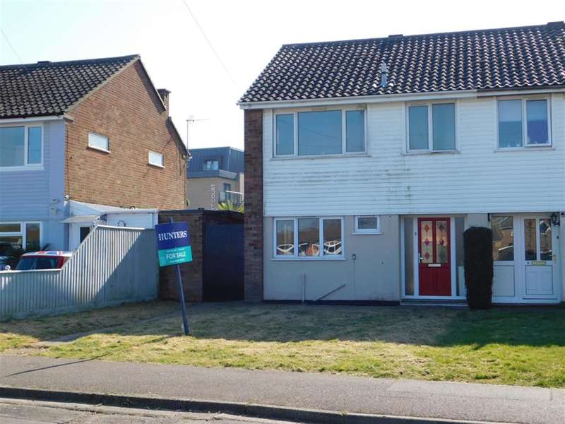 3 Bedrooms Semi Detached House for sale in Barnes Road, Skegness, PE25 2PR