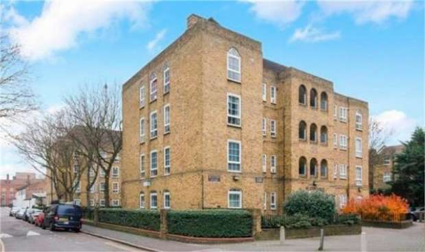 2 Bedrooms Flat for sale in Shore Place, London