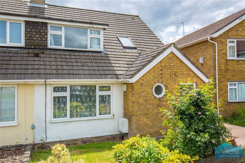 3 Bedrooms Semi Detached House for sale in Sutton Crescent, Barnet, Hertfordshire, EN5