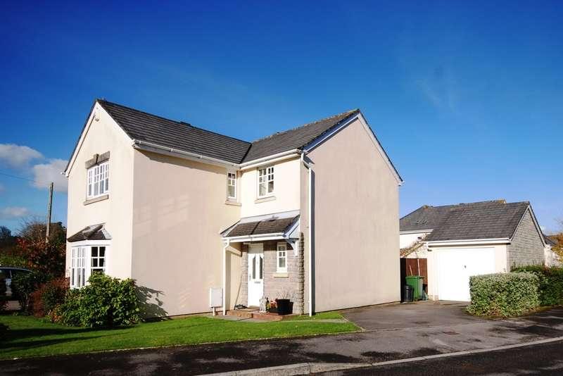 4 Bedrooms Detached House for rent in Badgers Brook Close, Ystradowen, Near Cowbridge, CF71 7TY