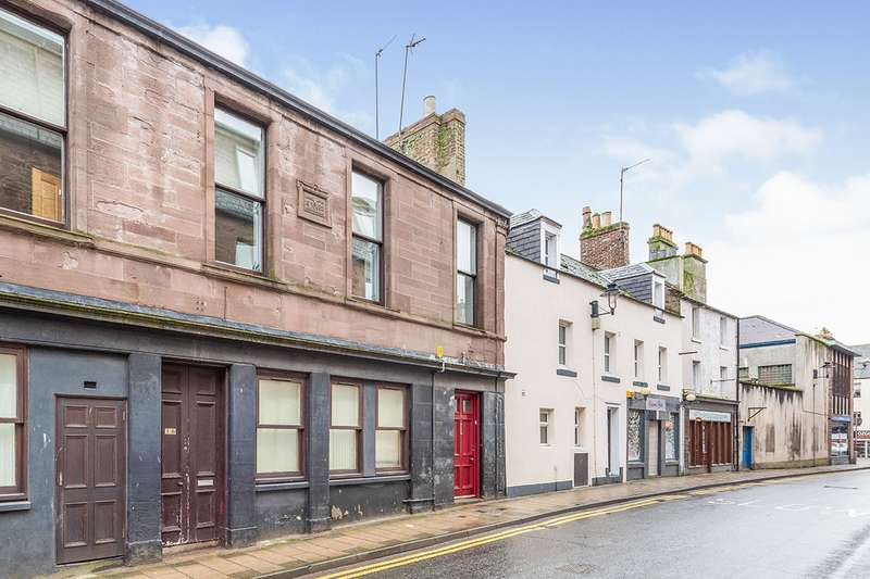 1 Bedroom Flat for sale in New Wynd, Montrose, DD10