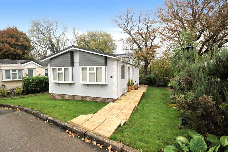 2 Bedrooms Detached Bungalow for sale in St Peters, Berrys Green Road