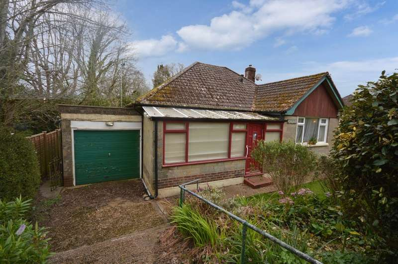 2 Bedrooms Detached Bungalow for sale in Westhill Road, Shanklin