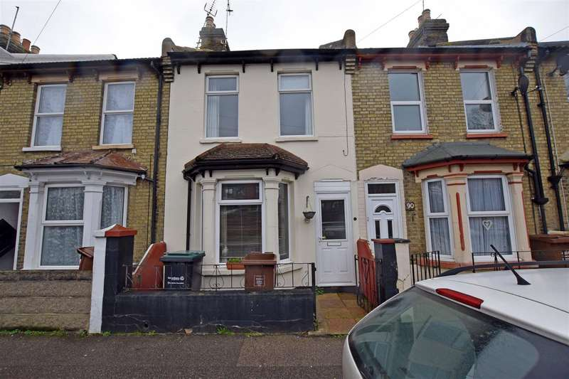 3 Bedrooms Terraced House for sale in York Avenue, Gillingham