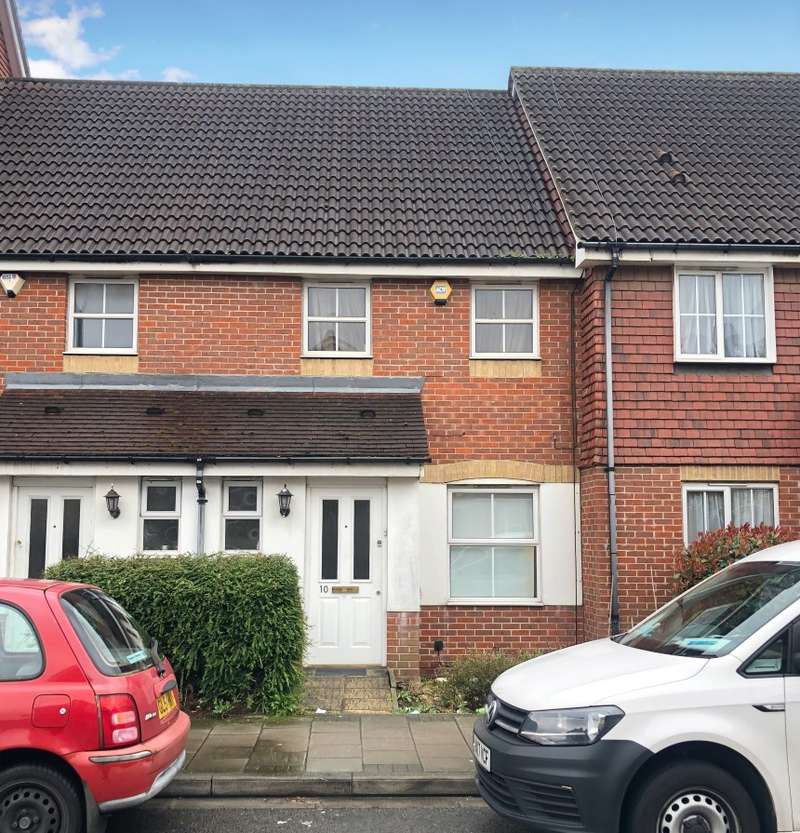 3 Bedrooms Terraced House for sale in Battery Road, Thamesmead, London, SE28 0JS