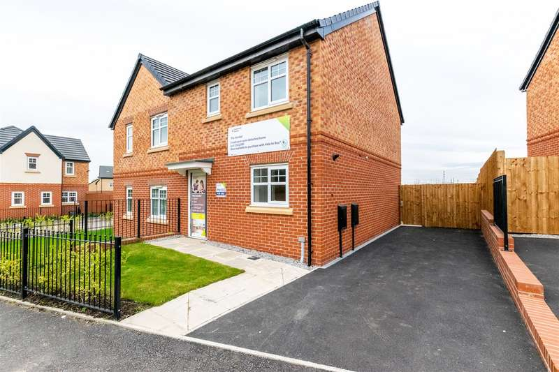 3 Bedrooms House for sale in Gibfield Park Avenue, Atherton, Manchester