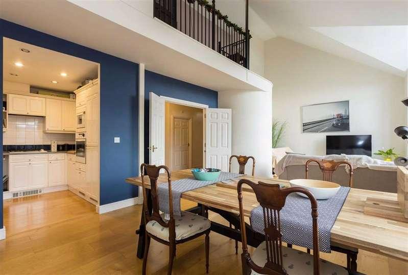 3 Bedrooms Penthouse Flat for sale in Hemel Hempstead, Hertfordshire