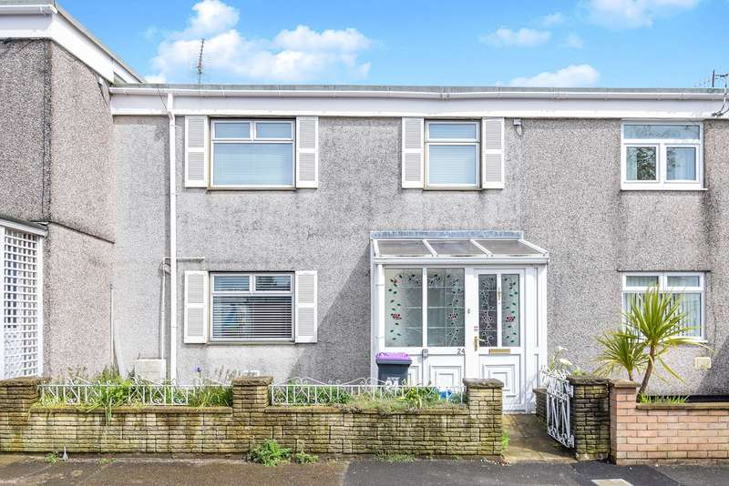 3 Bedrooms Terraced House for sale in Orchard Lane, Northville, Cwmbran, NP44