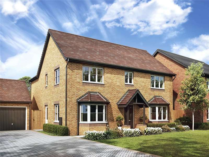 4 Bedrooms Detached House for sale in Malvhina Court, Brook Farm Drive, Malvern, Worcestershire