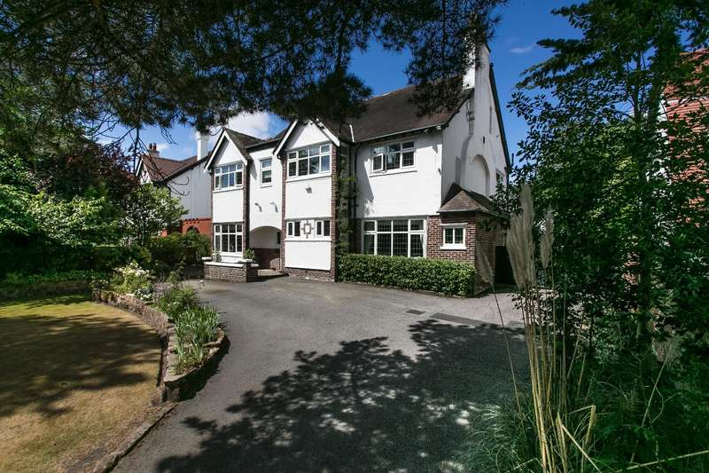 6 Bedrooms Detached House for sale in Waterloo Road, Birkdale, Southport, PR8 2NG