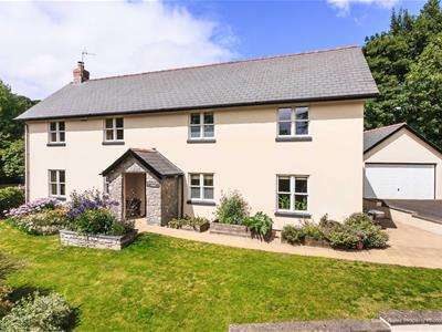 5 Bedrooms Detached House for sale in Llancarfan