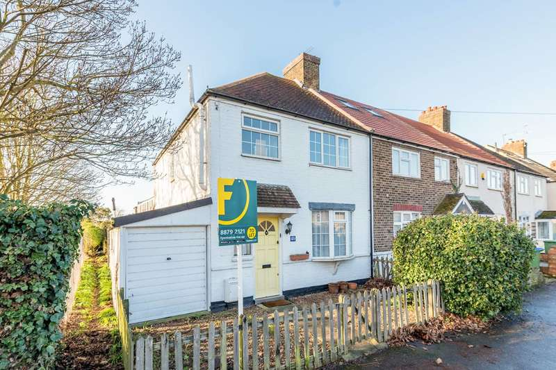 3 Bedrooms End Of Terrace House for rent in Windmill Lane, Surbiton, KT6