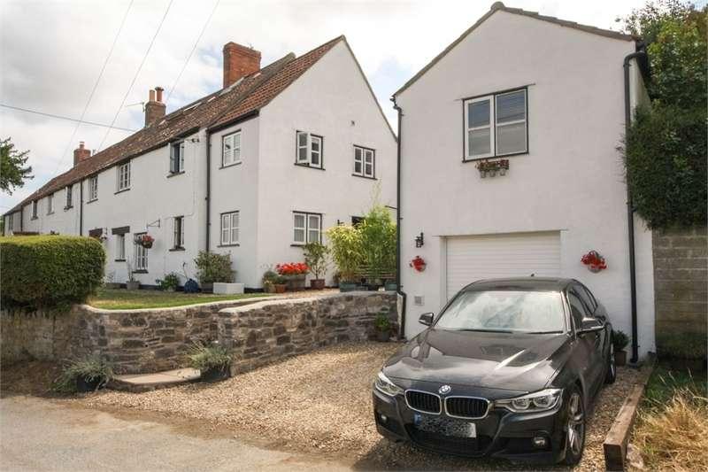 4 Bedrooms Semi Detached House for sale in Laurel Cottage, Brinscombe, WEARE, Somerset