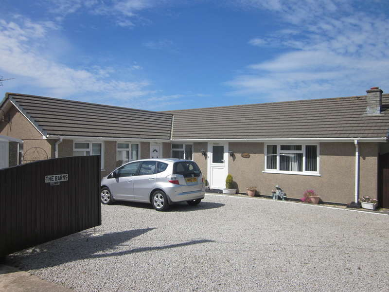 3 Bedrooms Detached Bungalow for sale in Trevarnon Lane, Connor Downs