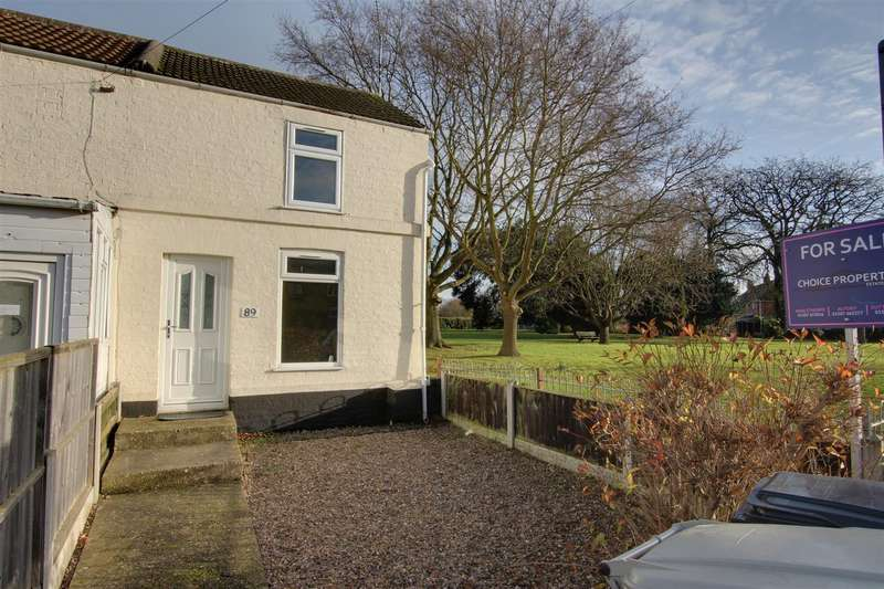 2 Bedrooms End Of Terrace House for sale in South Street, Alford