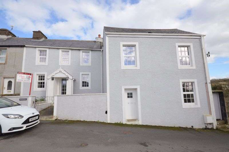 3 Bedrooms Property for sale in Woodville, Distington