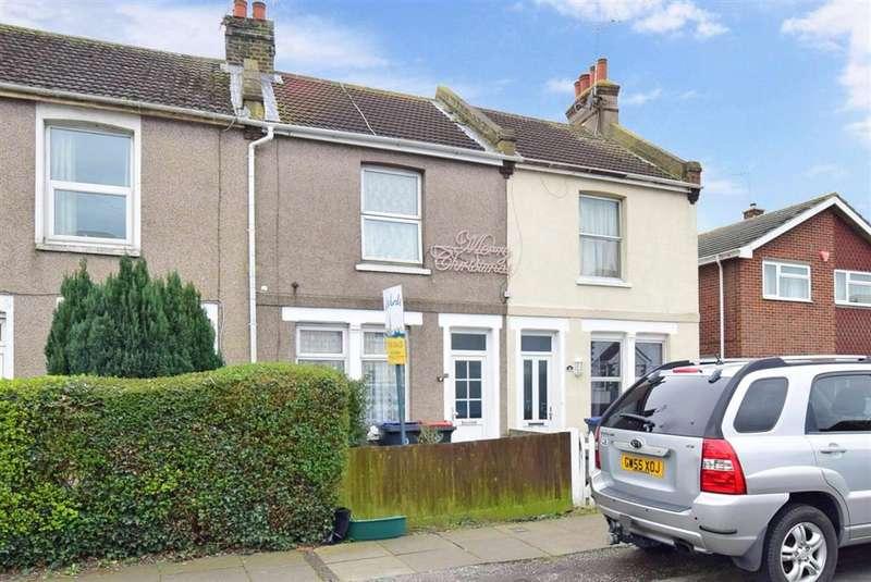 2 Bedrooms Terraced House for sale in Clarendon Street, , Herne Bay, Kent