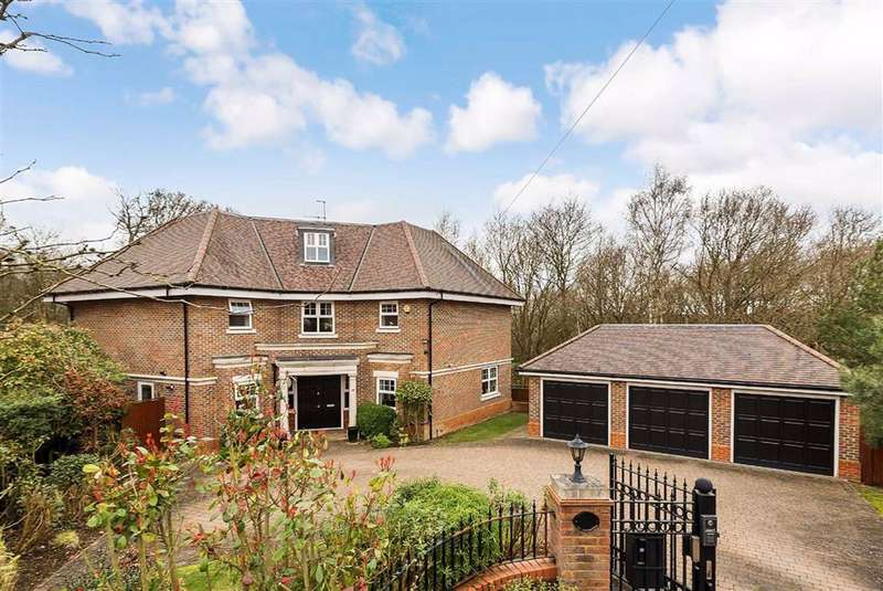 5 Bedrooms Detached House for sale in Fairgreen, Hadley Wood, Hertfordshire