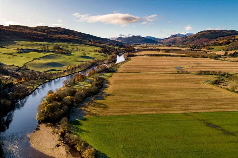 Land Commercial for sale in Land At Weem - Lot 1, Weem, Aberfeldy, Perth and Kinross, PH15