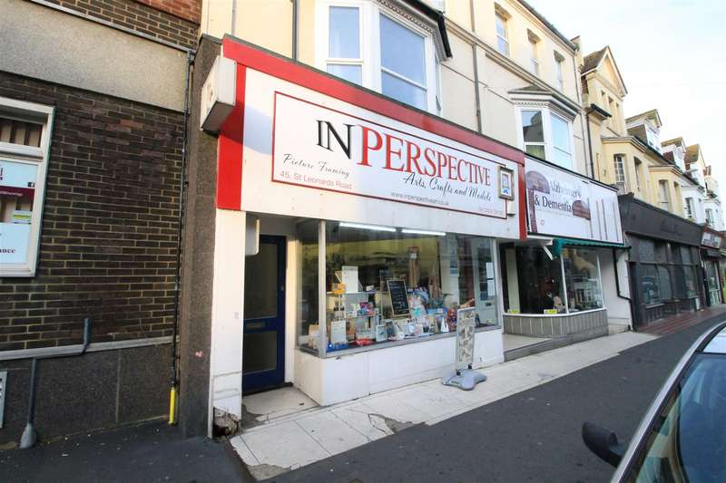 Shop Commercial for rent in St. Leonards Road, Bexhill-On-Sea