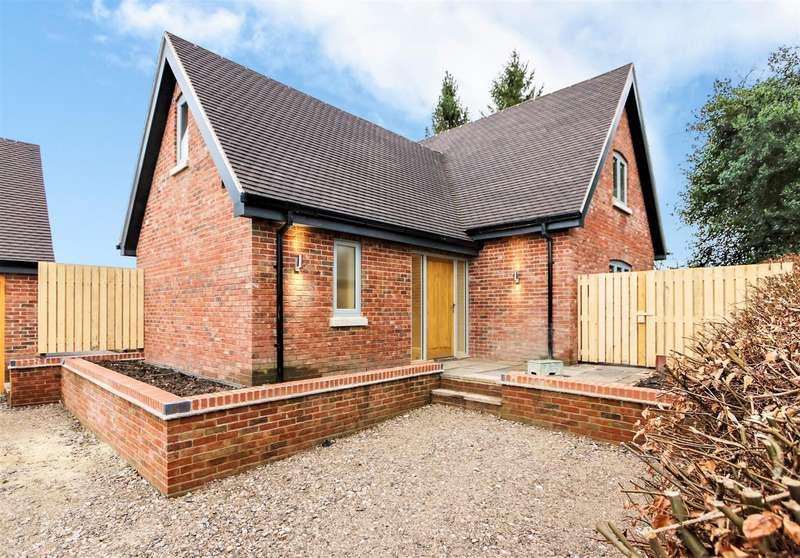 3 Bedrooms Detached House for sale in Plot 1, Worthington Lane, Breedon-On-The-Hill, DE73 8AR
