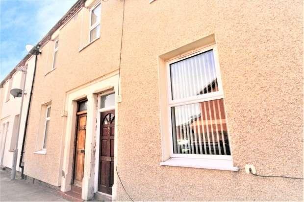 2 Bedrooms Terraced House for sale in Dundonald Street, Preston, PR1