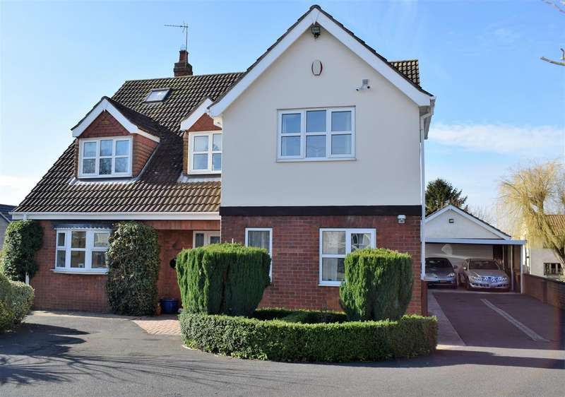 7 Bedrooms Detached House for sale in Little Lane, Wrawby
