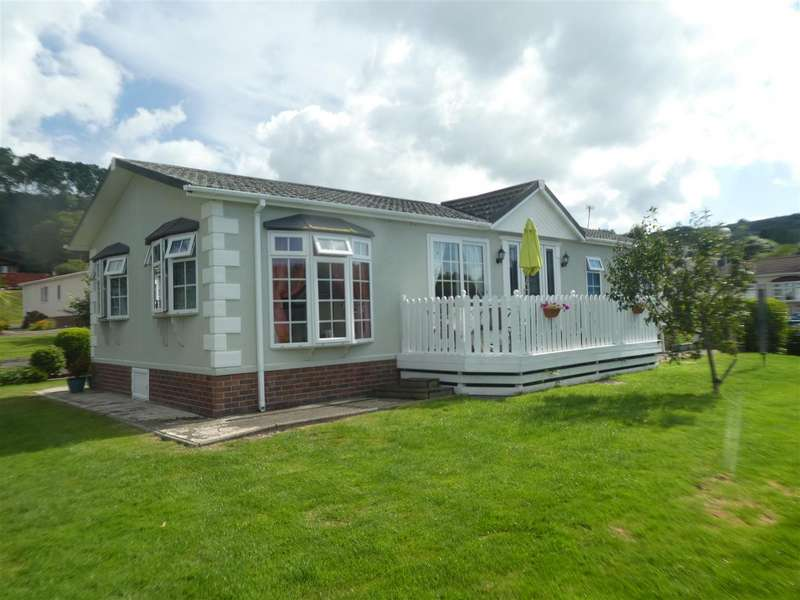 3 Bedrooms Bungalow for sale in Schooner Park, Cnwc y Lili, New Quay