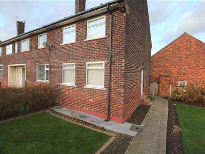 3 Bedrooms Town House for sale in Kimberworth Park Road, Kimberworth, Rotherham